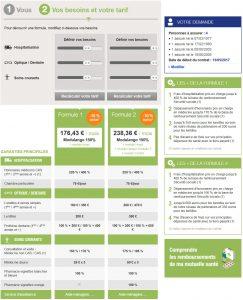 axa - tarification