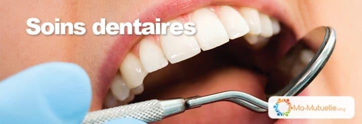 soins dentaires - banniere