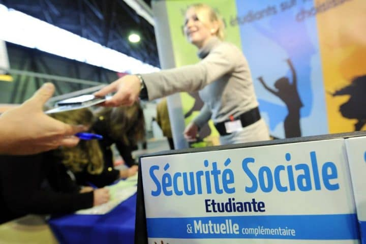 sécurité sociale étudiante