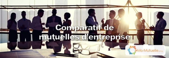 comparatif mutuelle entreprise - banniere