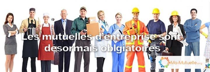 mutuelle entreprise obligatoire - banniere